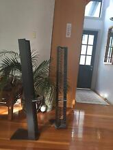 CD Stands – Decorative Pair at $50.00 Lane Cove West Lane Cove Area Preview
