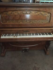 """Upright """"Bell"""" Piano - FREE!"""
