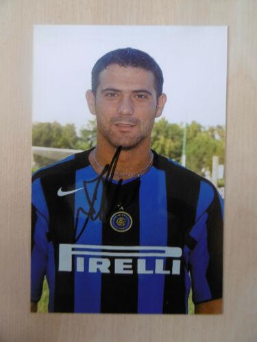 "Dejan Stankovic ""Inter"" Autogramm signed 10x15 cm Bild"