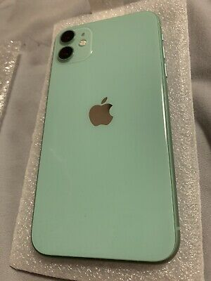 Apple iPhone 11 - 64GB - Green (Unlocked) A2111 (CDMA + GSM) Works Worldwide%100
