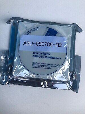 Ehwa Diamond Silicon Wafer Cmp Pad Conditioner 8210010129 A3u-080786-r2 Sealed