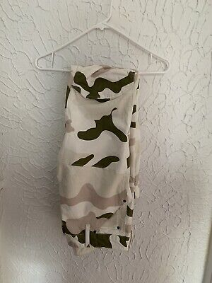 G Star Off White Camo Pants Size 33/32