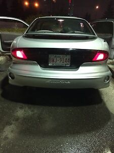 2002 Pontiac Sunfire Coupe   750$ Obo. Priced to sell