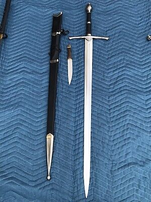Lord of the Rings King of Gondor Aragorn Strider Ranger Sword Medieval