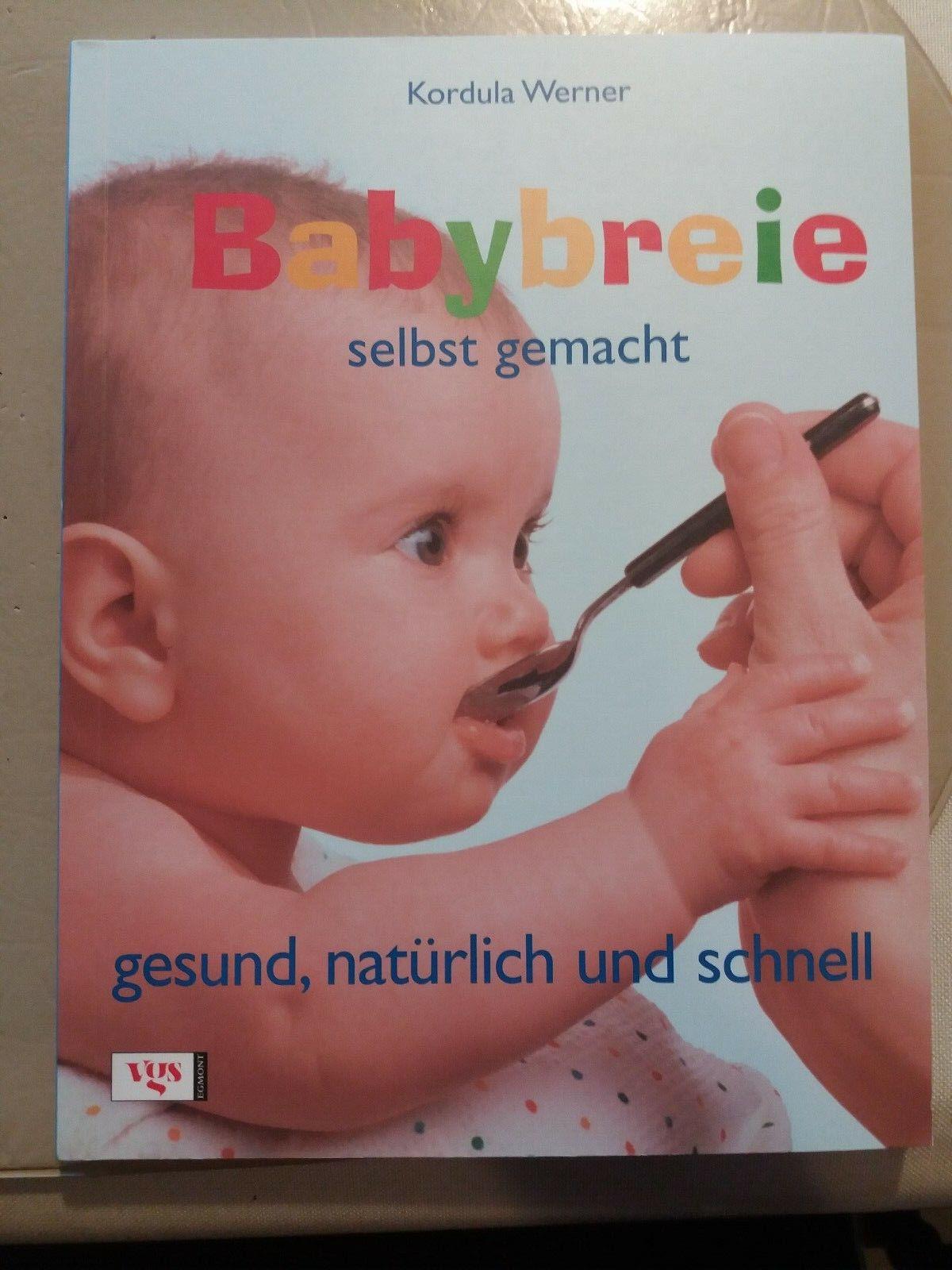 Babybreie selbst gemacht Kordula Werner