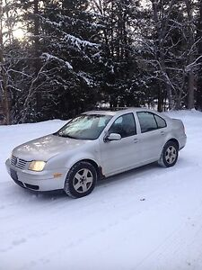 2001 VW Jetta 'AS IS'