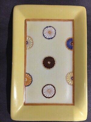 """Homart Decorative Tray/Dish """"6.5 By """"4.5"""