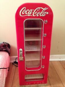 Mini Fridge Coca Cola