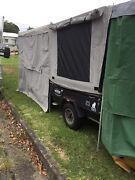 Motorbike camper trailer Cardiff South Lake Macquarie Area Preview