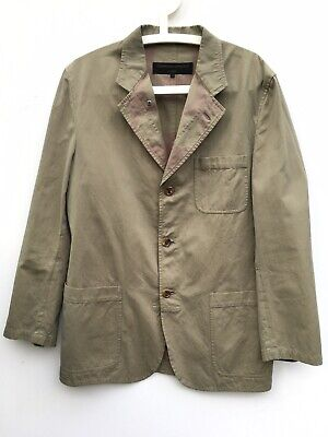 Comme Des Garçons Homme Chore Jacket S Junya Watanabe Shirt CDG Coat