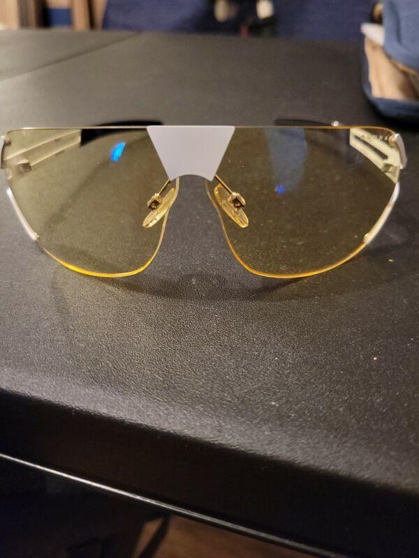 Gunnar glasses - Desmo - Snow/Onyx