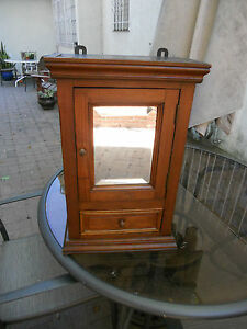 pine bathroom mirror 1800 039 s antique pine medicine chest cabinet bathroom 13968