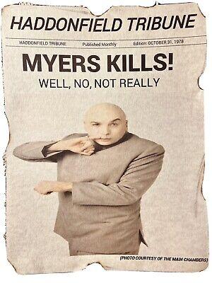 Michael Myers Halloween 1978 Dr Evil