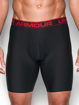 "Under Armour Men's UA Original Series 9"" Boxerjock Underwear - Small"