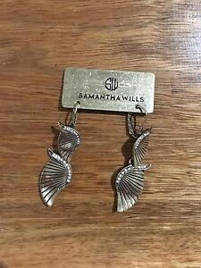 Samantha Wills Gold Earings Tamworth Tamworth City Preview