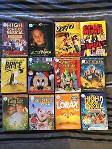 Dvd, blu-ray et séries