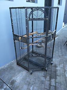 Large parrot cage Rockdale Rockdale Area Preview