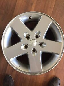 17inch Rims with Sensors