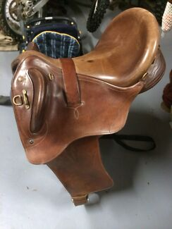 Bates - Kimberly stock saddle McCrae Mornington Peninsula Preview