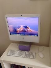 Apple iMac 5.1 , Great condition, Great price Cremorne North Sydney Area Preview