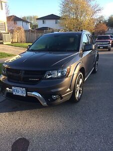 2014 Dodge Journey Crossroad - Loaded with only 31000km!
