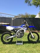 YZ450F 2015 Newcastle Newcastle Area Preview