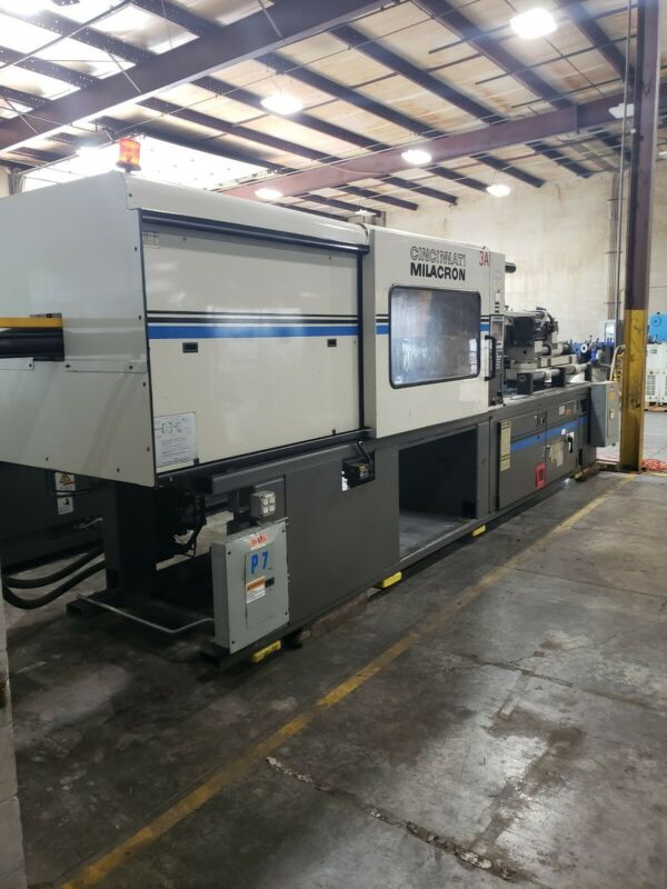 Cincinnati Milacron VT  300-29 Injection Molding Machine 12oz Shot YR 1995...