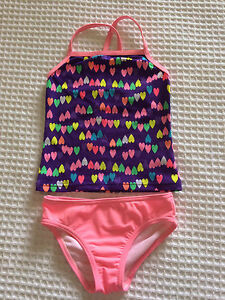 Speedo girls size 4 tankini bathers swimmers Mudgeeraba Gold Coast South Preview