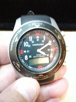 Hamilton Khaki H915240 Wristwatch vintage