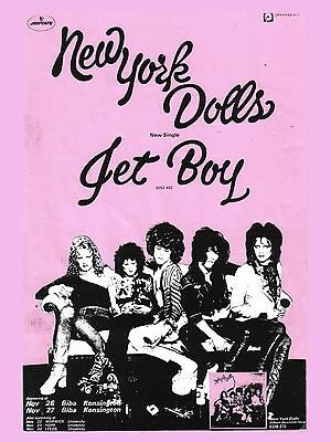 New York Dolls Kensington 16