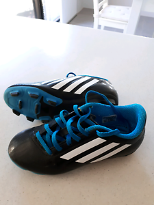 Adidas football boots size 2 Halls Head Mandurah Area Preview