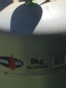 9 litre gas bottle Stanmore Marrickville Area Preview
