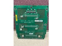 Silicon Graphics Octane SCSI Backplane 030-0885-003 Rev:B