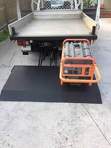 2004 Ford Courier auto  Ute With 500kg tail gate lifter Dandenong Greater Dandenong Preview