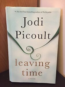 Jodi Picoult- Leaving Time (Hardcover)