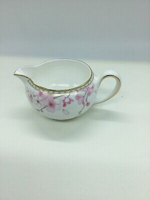 Wedgwood Spring Blossom Creamer  Made in England Never Used