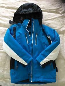 Kids snow jacket size 8 Birkdale Redland Area Preview