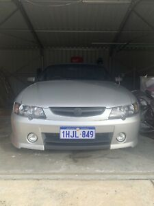 2003 Holden Commodore Ss 4 Sp Automatic Utility