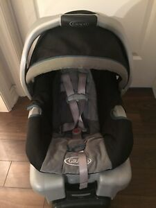 Graco snugride 30 carseat with base