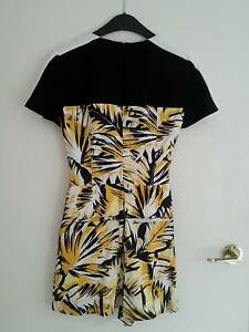 AUS size 6 Cue summer jumpsuit Cammeray North Sydney Area Preview