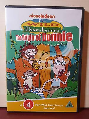 The Wild Thornberry's - The Origin of Donnie - DVD  - (The Wild Thornberrys The Origin Of Donnie)