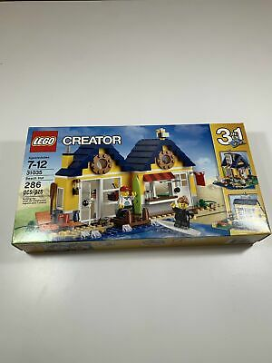 LEGO Creator 3in1 Beach Hut 31035