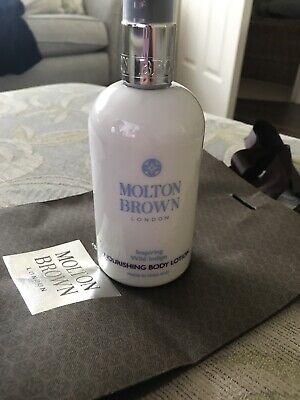 Molton Brown Wild Indigo Nourishing Body Lotion 300ml