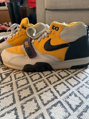 Nike Tech Pack Air Trainer 1 Quick Strike Yellow Black Size 11