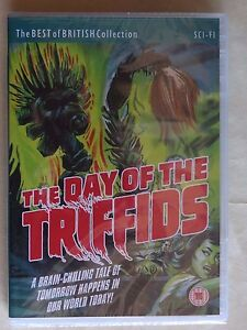 Day of the Triffids [1963] (DVD Widescreen)~~~Howard Keel~~~~~NEW & SEALED