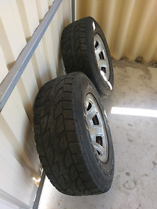 Tyre and rims Butler Wanneroo Area Preview