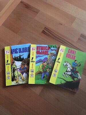 Zagor, Tex Willer, Kapetan Miki, Stripovi, Comic online kaufen
