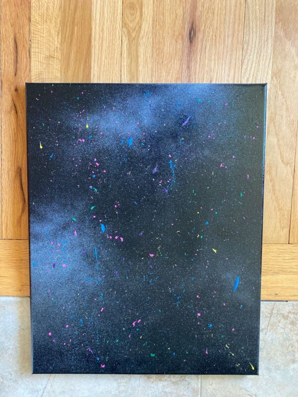 The Original Painting ,Out Of This World