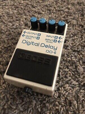 Boss DD-6 Delay Guitar Effect Pedal