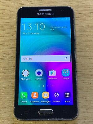 Samsung Galaxy A3 - 16GB - Midnight Black (Unlocked)